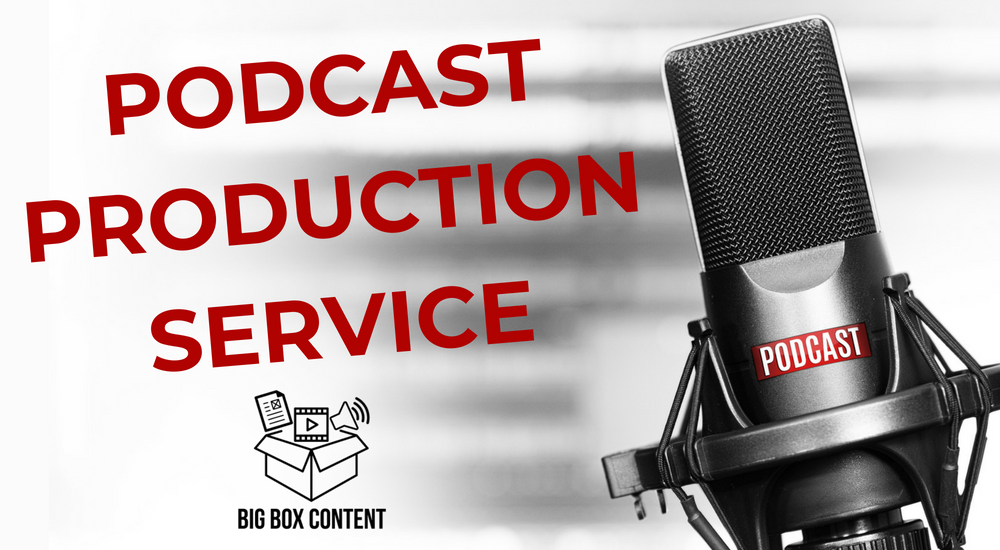 Podcast Production Service