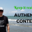 Authentic Content Paul Urwin